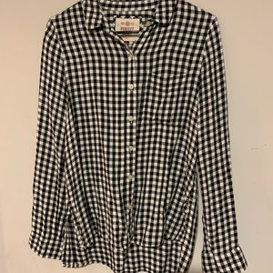 Small The Perfect Shirt button down flannel